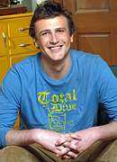 Jason Segel of How I Met Your Mother
